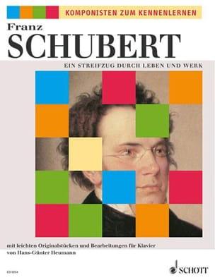 Franz Schubert - Ein Streifzug Durch Leben Und Werk - Partition - di-arezzo.fr