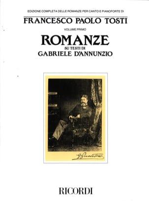 Romanze Su Testi Di Gabriele d'Annunzio laflutedepan