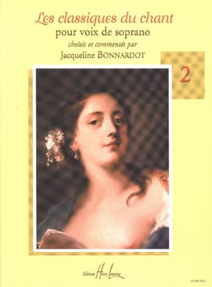 - Volume 2 Chant Soprano Classics - Sheet Music - di-arezzo.com