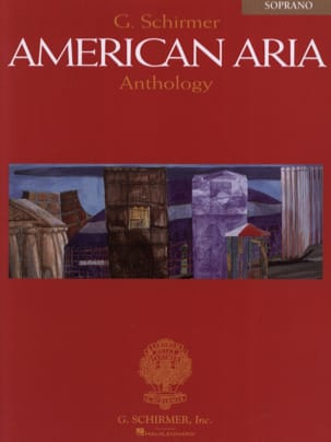 American Aria Anthology. Soprano Partition Opéras - laflutedepan