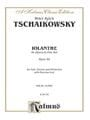 TCHAIKOWSKY - Iolanthe Opus 69 - Partition - di-arezzo.co.uk