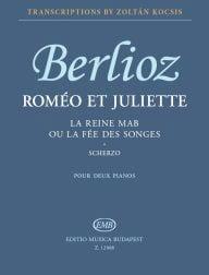 BERLIOZ - Romeo and Juliet Op. 17. 2 Pianos. - Sheet Music - di-arezzo.com