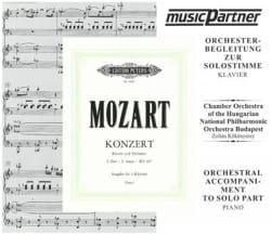 Concerto Pour Piano N° 21 en Do Majeur K 467. CD - laflutedepan.com