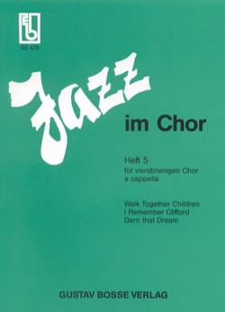 Jazz Im Chor Volume 5 - Partition - di-arezzo.fr