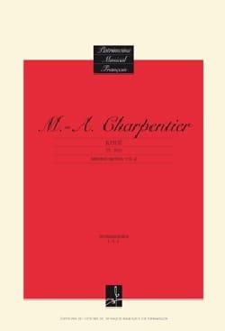 Josué H 404 - Marc-Antoine Charpentier - Partition - laflutedepan.com