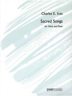 Charles Ives - Sacred Songs - Sheet Music - di-arezzo.co.uk