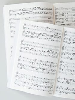 Félix MENDELSSOHN - 9 Psalmen Und Cantique - Partition - di-arezzo.fr