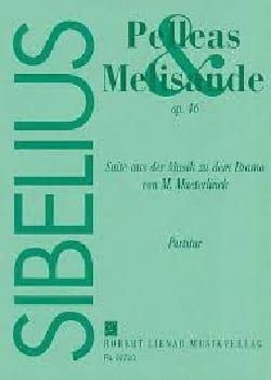 Pelleas et Mélisande. Op. 46. 4 Mains - laflutedepan.com