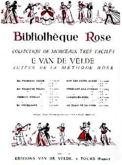 VAN DE VELDE - Ma 1ère Polka - Partition - di-arezzo.fr
