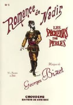 BIZET - I think I still hear. The Pearl Fishers - Sheet Music - di-arezzo.com