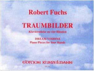 Fuchs - Traumbilder Op. 48. 4 Hands - Sheet Music - di-arezzo.com