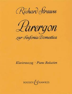Parergon Op. 73. 2 Pianos - Richard Strauss - laflutedepan.com