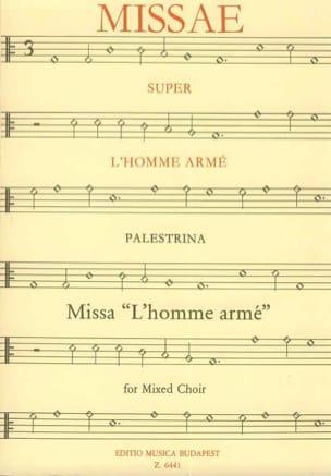 Messe de L'homme Armé Giovanni Pierluigi da Palestrina laflutedepan