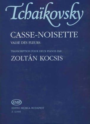 Valse des Fleurs Op. 71. 2 Pianos - laflutedepan.com