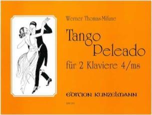 Thomas-Mifune - タンゴペレアド。 2ピアノ - 楽譜 - di-arezzo.jp