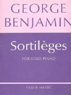 George Benjamin - spells - Sheet Music - di-arezzo.com
