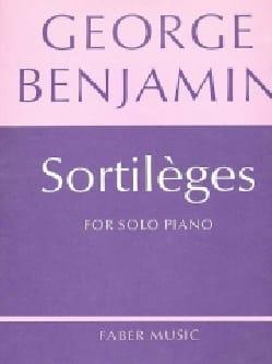 George Benjamin - Sortilèges - Partition - di-arezzo.fr