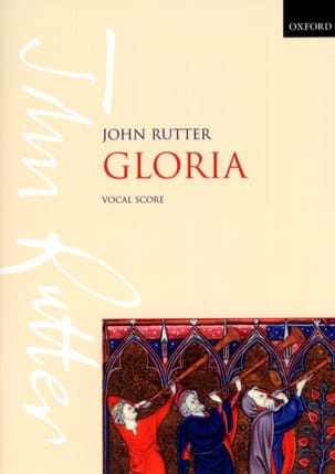 John Rutter - Gloria - Partitura - di-arezzo.it