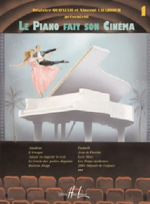 - The Piano Makes His Cinema. Volume 1 - Sheet Music - di-arezzo.com
