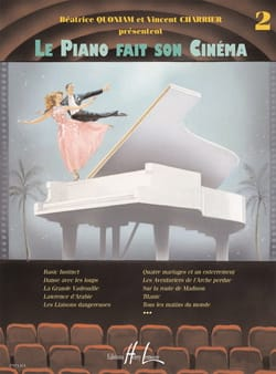 - The Piano Makes His Cinema. Volume 2 - Sheet Music - di-arezzo.com