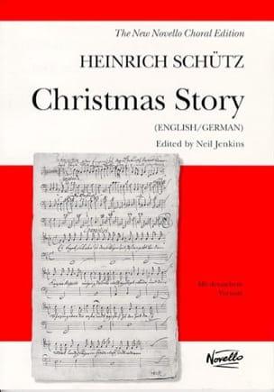 Christmas Story SCHUTZ Partition Chœur - laflutedepan