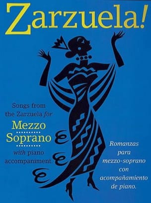 - Zarzuela ! mezzo - Sheet Music - di-arezzo.com