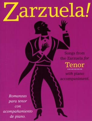 - Zarzuela ! Tenor - Sheet Music - di-arezzo.co.uk