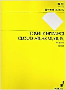 Cloud Atlas VII, VIII, IX Toshi Ichiyanagi Partition laflutedepan