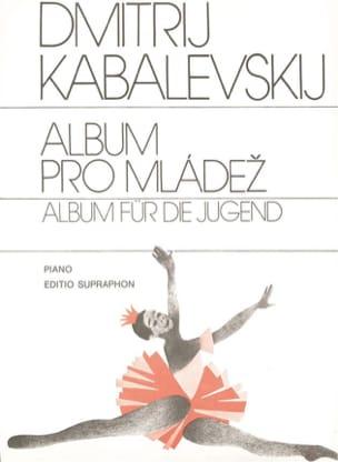 Dimitri Kabalevsky - Album D'enfants - Partition - di-arezzo.fr
