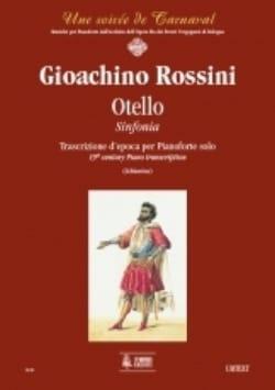 Rossini - Otello. Ouverture - Partition - di-arezzo.fr