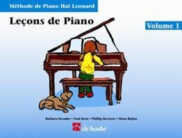 Kreader / Kern Jerome / Keveren / Rejino - Piano Lessons Volume 1 - Sheet Music - di-arezzo.com