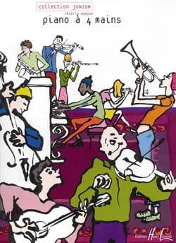 Piano A 4 Mains. - Thierry Masson - Partition - laflutedepan.com