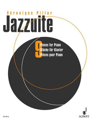 Véronique Piller - Jazz Suite - Partition - di-arezzo.fr
