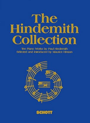 Hindemith Collection - Paul Hindemith - Partition - laflutedepan.com