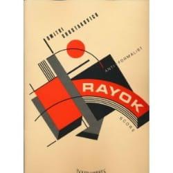 Anti-Formalist Rayok - Dimitri Chostakovitch - laflutedepan.com