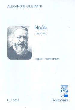 Alexandre Guilmant - Weihnachts op. 60 und 93 - Noten - di-arezzo.de