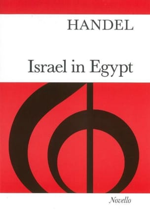 HAENDEL - Israel en Egipto - Partitura - di-arezzo.es