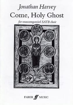 Jonathan Harvey - Come, Holy Ghost - Partition - di-arezzo.fr