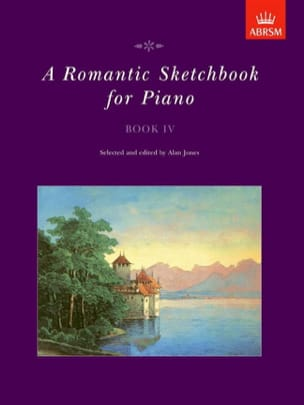 - A Romantic Sketchbook Volume 4 - Sheet Music - di-arezzo.com