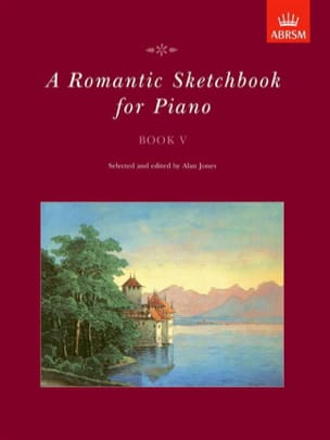 - A Romantic Sketchbook Volume 5 - Sheet Music - di-arezzo.com