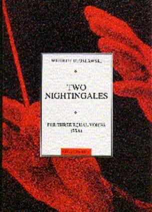 Witold Lutoslawski - 2 Nightingales - Partition - di-arezzo.com