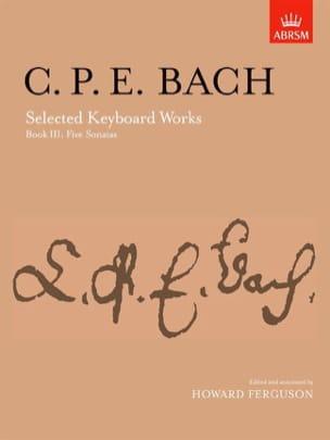 Selected Keyboard Works Volume 3 - laflutedepan.com