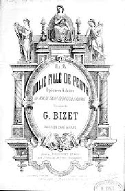 BIZET - At the Voice of a Loyal Lover. the pretty girl from Perth - Sheet Music - di-arezzo.com