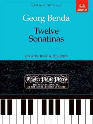 Georg Benda - 12 Sonatines. - Sheet Music - di-arezzo.com