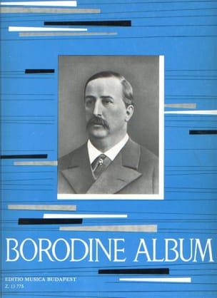 Alexandre Borodine - Piano Album - Partition - di-arezzo.com