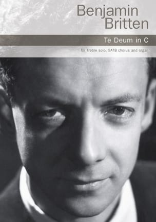 Benjamin Britten - Te Deum In C Major - Sheet Music - di-arezzo.co.uk