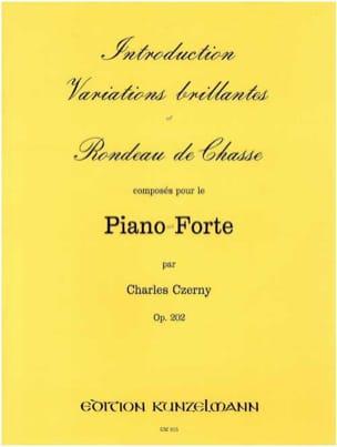 Introduction, Variations Brillantes et Rondeau de Chasse Op. 202 laflutedepan