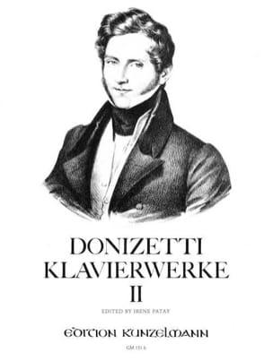 Gaetano Donizetti - Partition - di-arezzo.co.uk