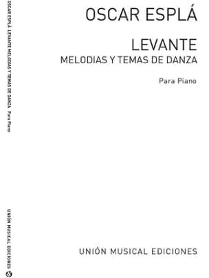 Espla - Levante - Partition - di-arezzo.fr