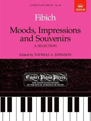 Zdenek Fibich - Moods, Impressions And Memories - Sheet Music - di-arezzo.com
